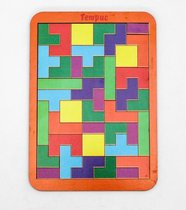 Логическая игра WOODLANDTOYS 065101 Тетрис большой