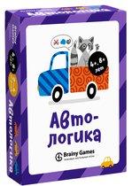 Настольная игра BRAINY GAMES УМ519 Автологика - Brainy Games