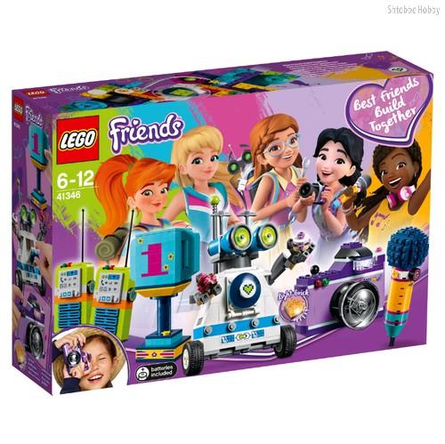 Конструктор Friends Шкатулка дружбы - Lego