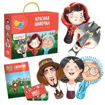 Кукольный театр VLADI TOYS VT1804-09 Красная шапочка - Vladi Toys