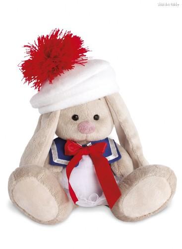 Мягкая игрушка BUDI BASA SidS-044 Зайка Ми морячка (малая) - Буди Баса