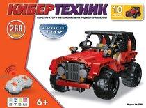 Конструктор CYBER TOY 7788 CyberTechnic 269 деталей - Cyber Toy