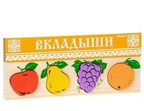 Рамка-вкладыш ТОМИК 372-3 Фрукты-ягоды - Томик