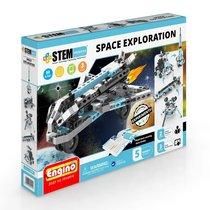 Конструктор ENGINO STH51 STEM Heroes. Набор из 5 моделей. Освоение космоса - Engino