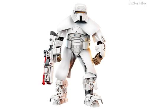Конструктор Star Wars Пехотинец спецподразделения - Lego