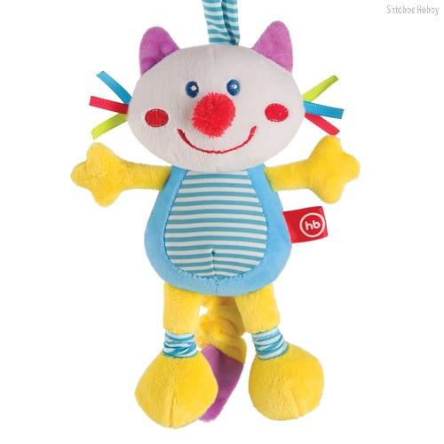 Подвеска HAPPY BABY 330360 FRISKY KITTY. - Happy Baby