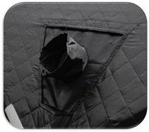 Окно(выход под трубу) для палаток куб Woodland - Woodland