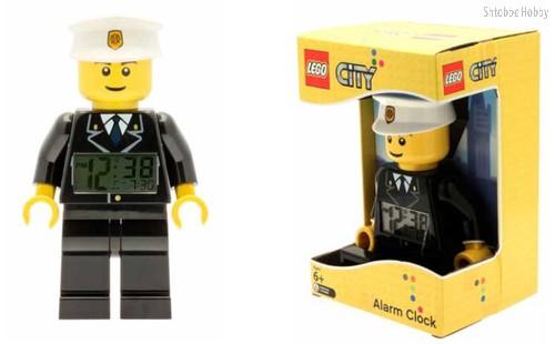 Набор LEGO 9002274 Будильник City минифигура Policeman - Lego
