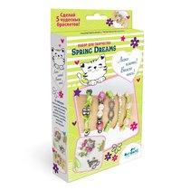 Набор для творчества ORIGAMI 05888 Пять браслетов. Spring Dreams - Origami