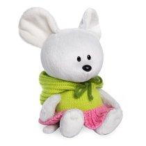 Мягкая игрушка BUDI BASA LE15-081 Мышка Пшоня в платье с капюшоном - Буди Баса