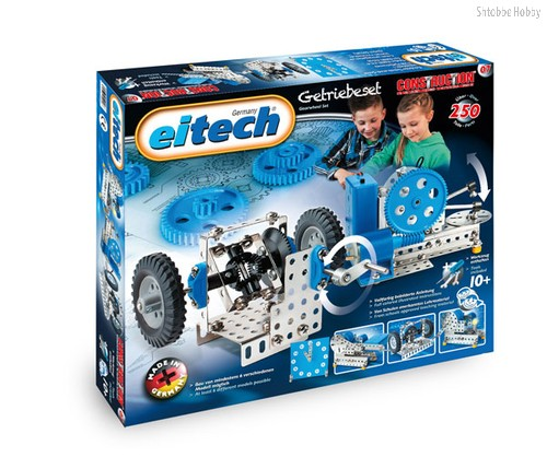 Конструктор Механик 250 деталей - Eitech