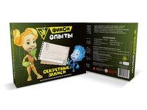 Набор для опытов ИННОВАЦИИ ДЛЯ ДЕТЕЙ 863 Фикси секретные записи - Инновации Для Детей