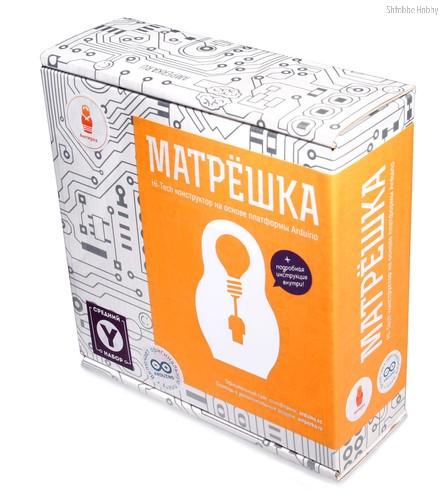 Конструктор АМПЕРКА AMP-S009 Матрёшка Y - Амперка