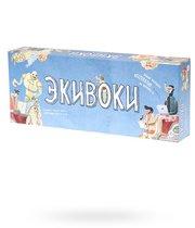 Настольная игра ЭКИВОКИ 21218 2-е издание - Экивоки