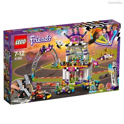 Конструктор Friends Большая гонка - Lego