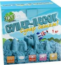 Песок ИННОВАЦИИ ДЛЯ ДЕТЕЙ 844 голубой 1 кг - Инновации Для Детей