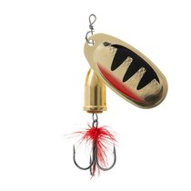 Блесна Premier Fishing Gidra №3, 9г. Perch с мухой PR-SPRH12P-3, 9 г - Тонар