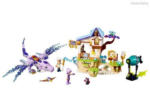 Конструктор Elves Эйра и дракон Песня ветра - Lego