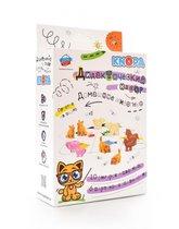 Обучающий набор KNOPA 87039 Домашние животные