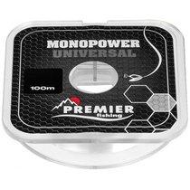 Леска Premier Fishing Monopower Universal 0,20мм 100м Clear Nylon PR-MU-T-020-100 - Тонар