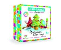 Набор для творчества ШАР-ПАПЬЕ В0137532 Игрушки на елку - Шар-Папье