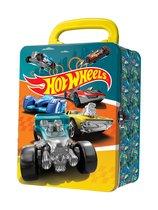 Кейс для хранения HOT WHEELS HWCC2бирюзовый 18 машинок - Mattel