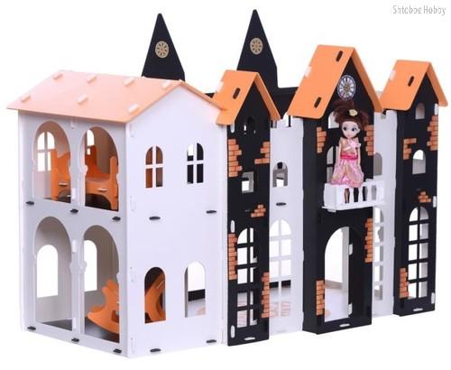 Домик для кукол Замок Джульетты - Krasatoys