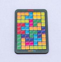 Логическая игра WOODLANDTOYS 65206 Тетрис малый цветная мозайка - WOODLAND