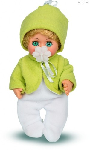 Кукла Юлька 5 - Весна