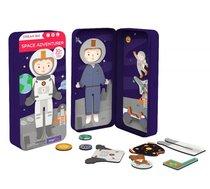 Магнитная игра MIEREDU ME082 Космический путешественник - Mieredu
