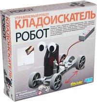 Набор 4M 00-03297 Управляемый робот кладоискатель РП* - 4M
