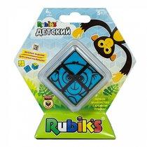 """Головоломка """"Кубик Рубика 2х2"""" для детей (Rubik's Mini Cube Jr) - Рубикс"""