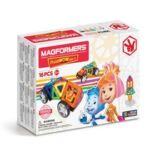 Магнитный конструктор Magformers Fixie Wow Set - Magformers