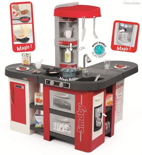 Игровой набор SMOBY 311025 Кухня Tefal Studio XXL - smoby