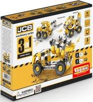 Конструктор ENGINO JCB10 JCB Набор из 3 моделей. Самосвал - Engino