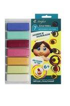 Набор для творчества ARTIFACT 7507-59 7 цветов Шифон с блестками - Artifact