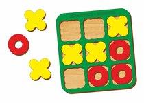 Логическая игра WOODLAND 066101 Крестики-нолики 1 - WOODLAND
