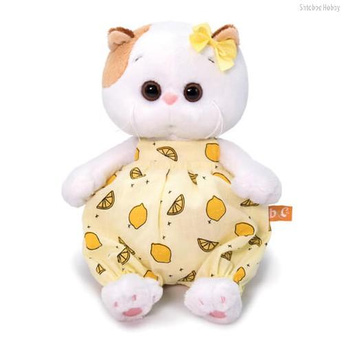 Мягкая игрушка BUDI BASA LB-052 Ли-Ли BABY в песочнике с лимонами 20 см - Буди Баса