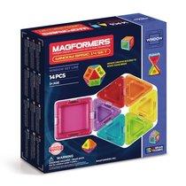 Магнитный конструктор Magformers Window Basic 14 - Magformers