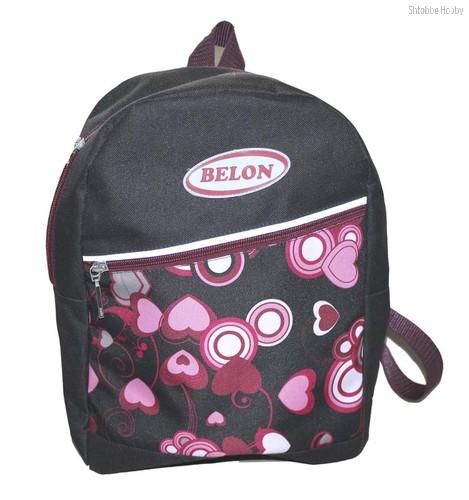 Рюкзак Сердечки - Belon