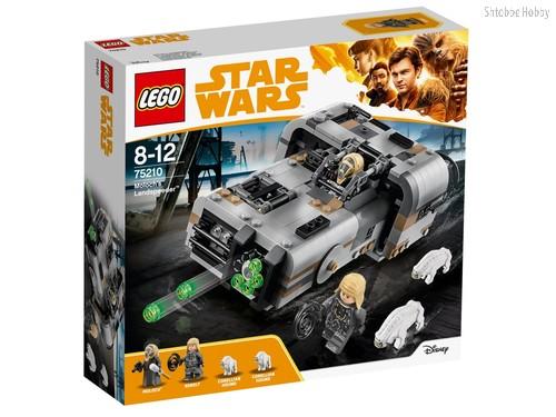 Конструктор Star Wars Спидер Молоха - Lego