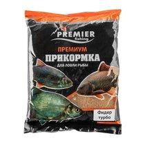 Прикормка Premier Fishing Премиум Фидер Турбо 900г PR-P-FT - Тонар