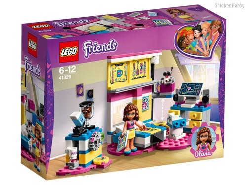 Конструктор LEGO 41329 Friends Комната Оливии - Lego