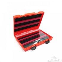 Коробка для микроблесен Namazu Pro TiA Take-Bait Case-Book, 200х145х34 мм NPT-CASE-01 - Namazu