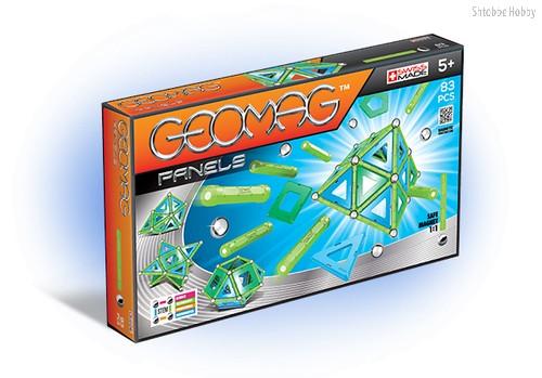 Магнитный конструктор GEOMAG 462 Panels 83 детали - Geomag
