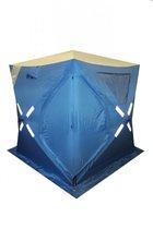 Зимняя палатка куб WOODLAND ICE FISH 2, 160х160х180 см - Woodland