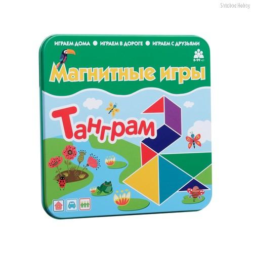 Магнитная игра БУМБАРАМ IM-1014 Танграм - Бумбарам