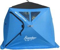 Зимняя палатка куб Canadian Camper Beluga 2 plus трехслойная - Canadian camper