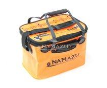Сумка-кан Namazu складная с 2 ручками 34х22х21 см N-BOX21 - Namazu
