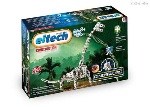Конструктор Брахиозавр 320 деталей - Eitech